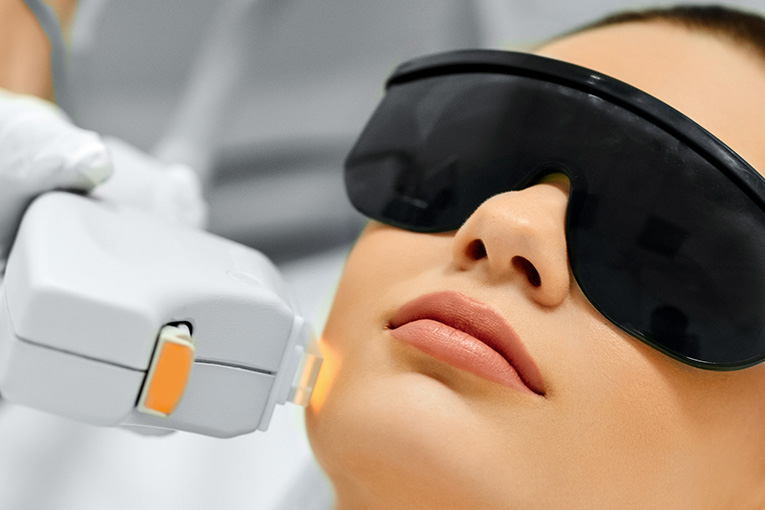 Laser Facial Rejuvenation | Reduce wrinkles, acne and surgical scarring