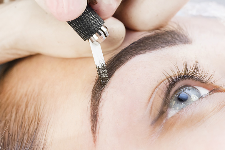 Eyebrow Microblading or Tinting Treatments in Kitchener Waterloo